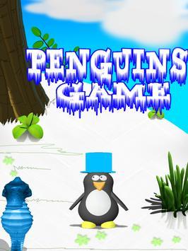 Penguins Game poster