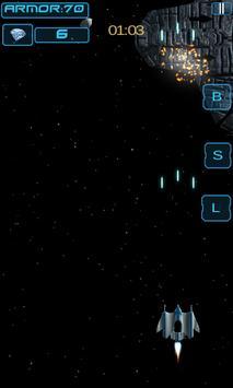 Nirux Pocket Spaceships: Top Shooter 3D poster