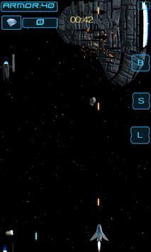 Nirux Pocket Spaceships: Top Shooter 3D screenshot 1
