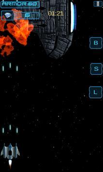 Nirux Pocket Spaceships: Top Shooter 3D screenshot 2
