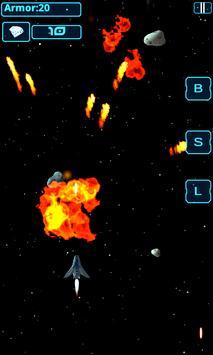 Nirux Pocket Spaceships: Top Shooter 3D screenshot 4