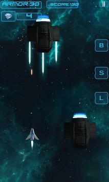 Nirux Pocket Spaceships: Top Shooter 3D screenshot 5