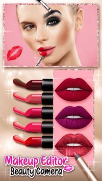 Makeup Editor Beauty Camera screenshot 1