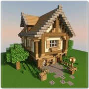 Simple Modern House Design for Minecraft