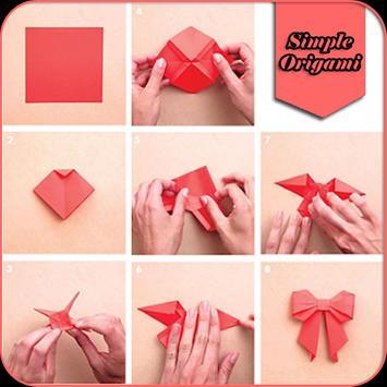 Simple Origami Tutorials poster