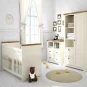 Simple Baby Bedroom Ideas icon
