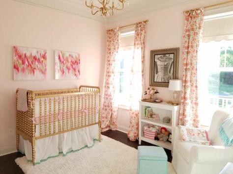 Simple Baby Bedroom Ideas screenshot 1