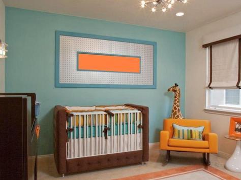 Simple Baby Bedroom Ideas screenshot 4