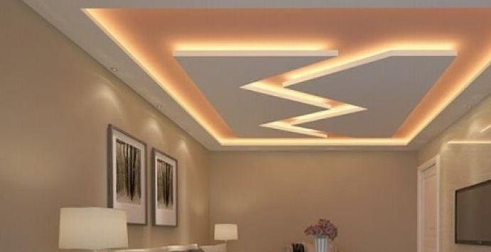 Simple Ceiling Design poster
