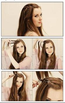 Simple Hairstyle Tutorial poster