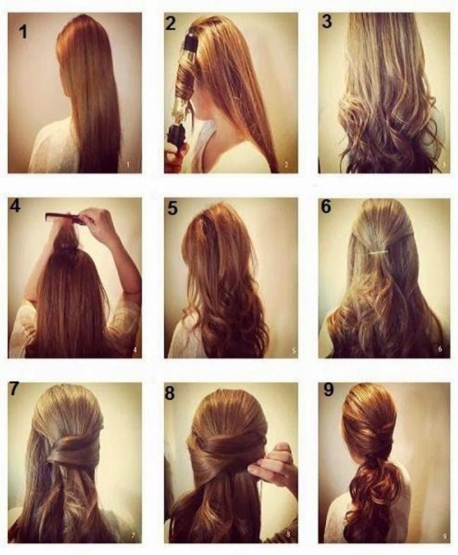 Simple Hairstyle Tutorial Apk Download Free Lifestyle App For