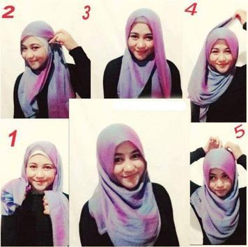 Simple Hijab Tutorial poster