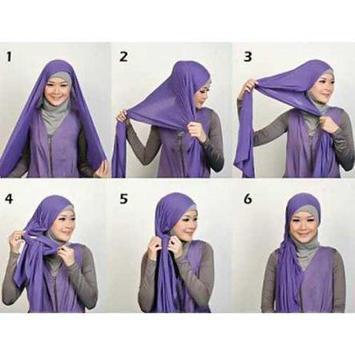 Simple Hijab Tutorial screenshot 3
