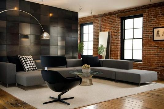Simple Living Room Designs apk screenshot
