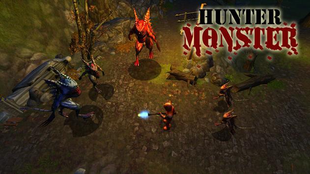 Hunter Monster apk screenshot