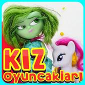 Kiz Oyuncaklari Videos icon