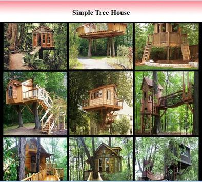 Simple Tree House screenshot 1