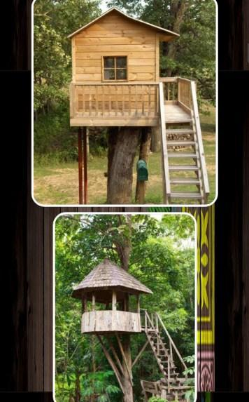 Simple Tree House poster