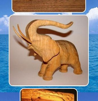 Simple Wood Carving Art Apk Screenshot