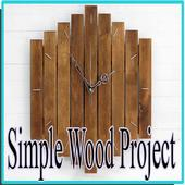 Simple Wood Project icon