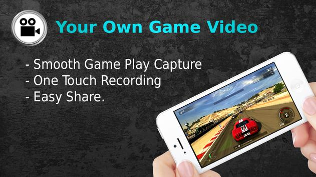 Game Recorder with Facecam poster
