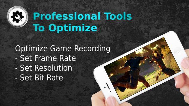 Game Recorder with Facecam apk screenshot