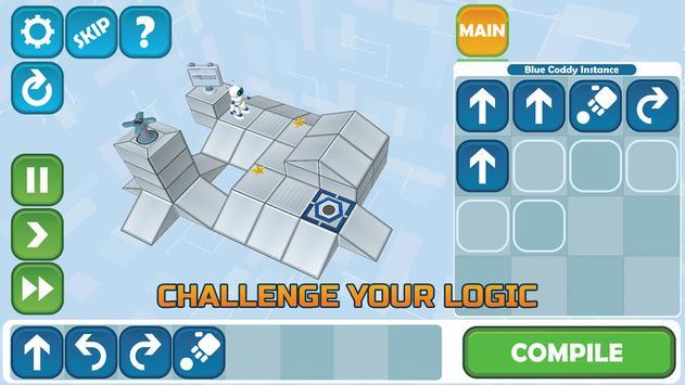 Coddy: World on Algorithm Free screenshot 6
