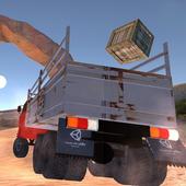 OffRoad Desert Truck Simulator icon