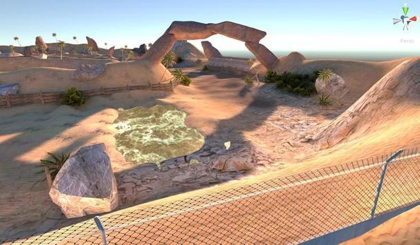 OffRoad Desert Truck Simulator screenshot 5