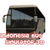 Indonesia Bus Simulator 3D icon