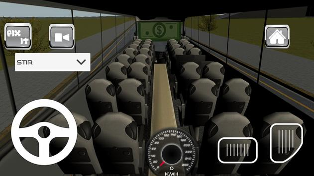 Indonesia Bus Simulator 3D apk screenshot