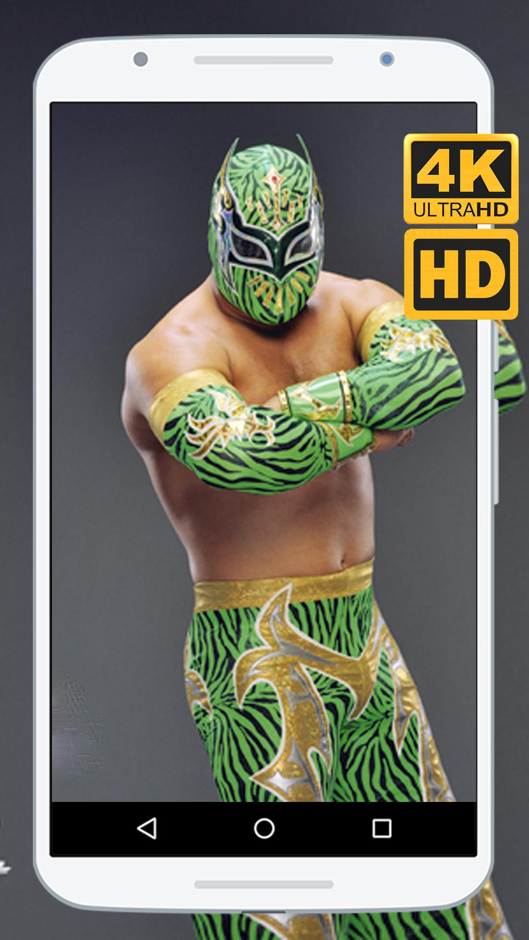 Sin Cara Wallpapers Hd 4k For Android Apk Download