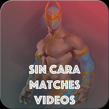 Sin Cara Matches poster