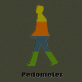 Pedometer - Walk Step Counter icon