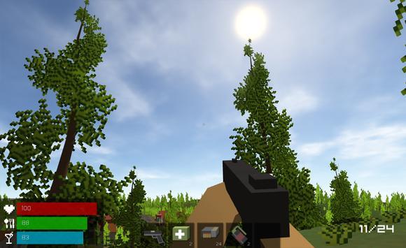 Зомби Блок apk screenshot