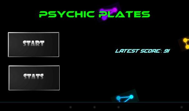 Psychic Plates apk screenshot