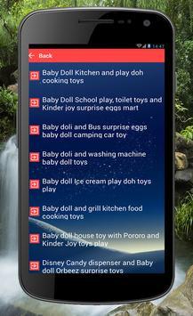 Baby Doll Videos apk screenshot