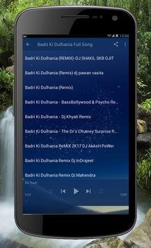 Badri Ki Dulhania Full Song poster