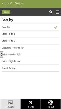 Singapore Hotels and Flights apk screenshot