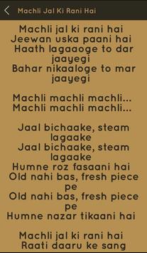 Hit Sonu Nigam Songs Lyrics screenshot 11