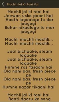 Hit Sonu Nigam Songs Lyrics screenshot 3