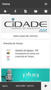 Radio Cidade apk screenshot
