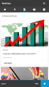 Radio Cidade screenshot 2