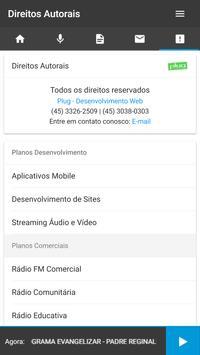 Radio Cidade screenshot 4