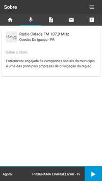 Radio Cidade screenshot 6