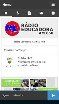 Radio Educadora poster