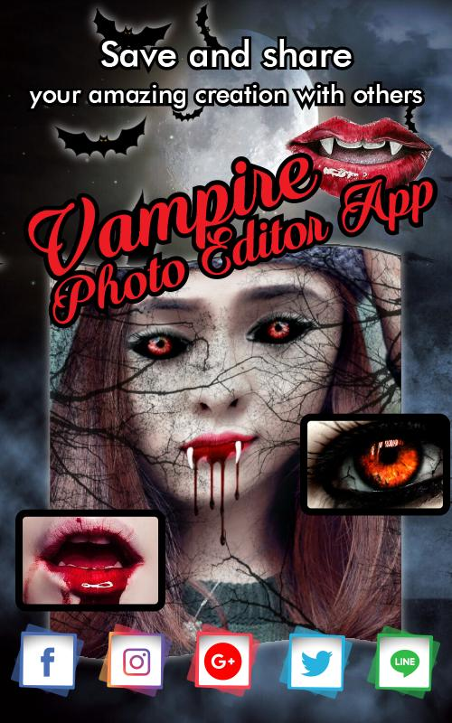 Vampire Photo Editor For Android Apk Download