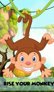 Monkey Runner Free poster