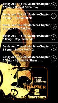 Bendy 2 Ringtones screenshot 3