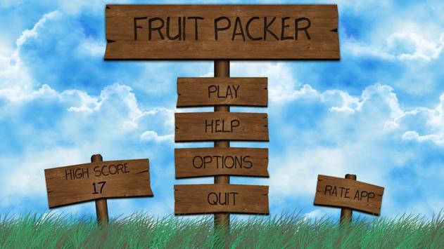 Fruit Packer poster